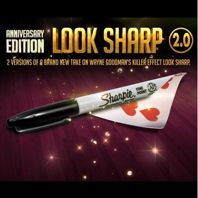 LOOK SHARP 2.0 - Wayne Goodman