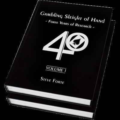 GAMBLING SLEIGHT OF HAND - Steve Forte