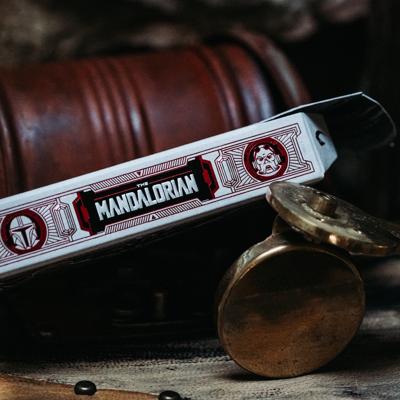 MANDALORIAN PLAYING CARDS