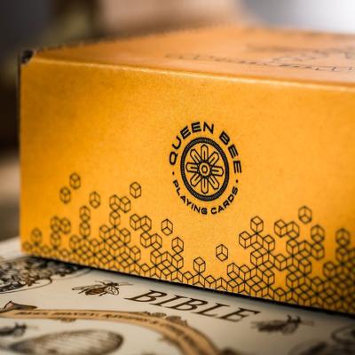 QUEEN BEE HALF BRICK BOX (6 spil)
