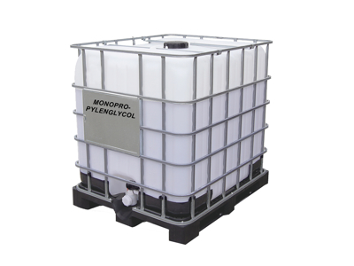 Monopropylenglycol palletank 1000 kg