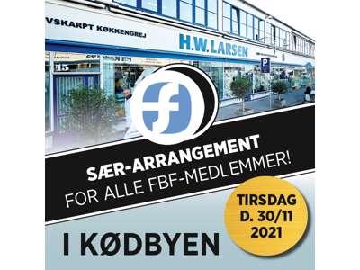 Billet t/Forbrugsforenings event i Kødby