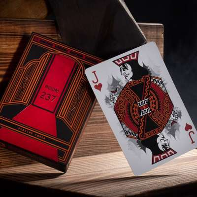 ROOM 237 PLAYING CARDS