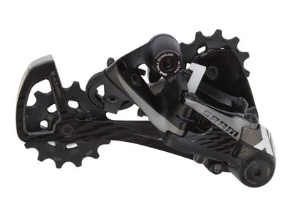 Sram Eagle X01 - Bagskifter - 12 gear - Sort