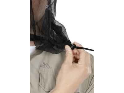 Trespass Midge - Myggenet til hovedet - Sort