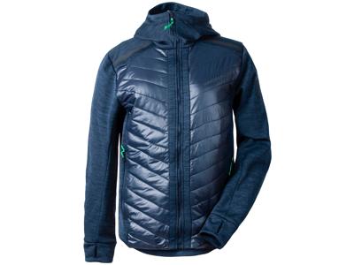 Didriksons Zuko Mens Jacket - Softshelljakke Mand - Navy