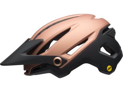 Bell Sixer Mips - Cykelhjelm - Mat kobber/Sort