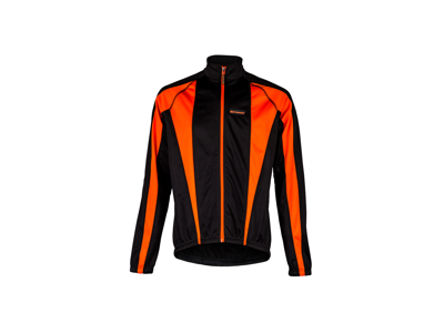 Xtreme X-Winter Cykeljakke - Sort/Orange