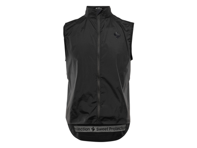 Sweet Protection Crossfire Gilet - Sykkelvest - Svart