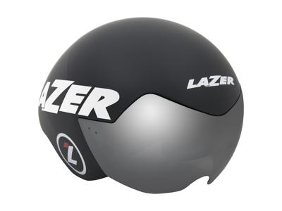 Lazer Victor - Enkelstartshjelm - Mat sort