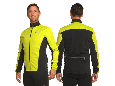 XTreme X-Spring - Cykeljakke - Lime