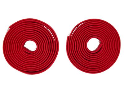 Atredo - Styrbånd - Syntetisk - Kork - Rød
