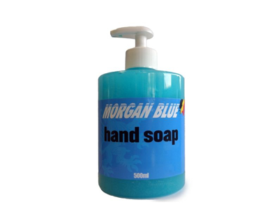 Morgan Blue - Håndsæbe til værkstedsbrug - 500 ml