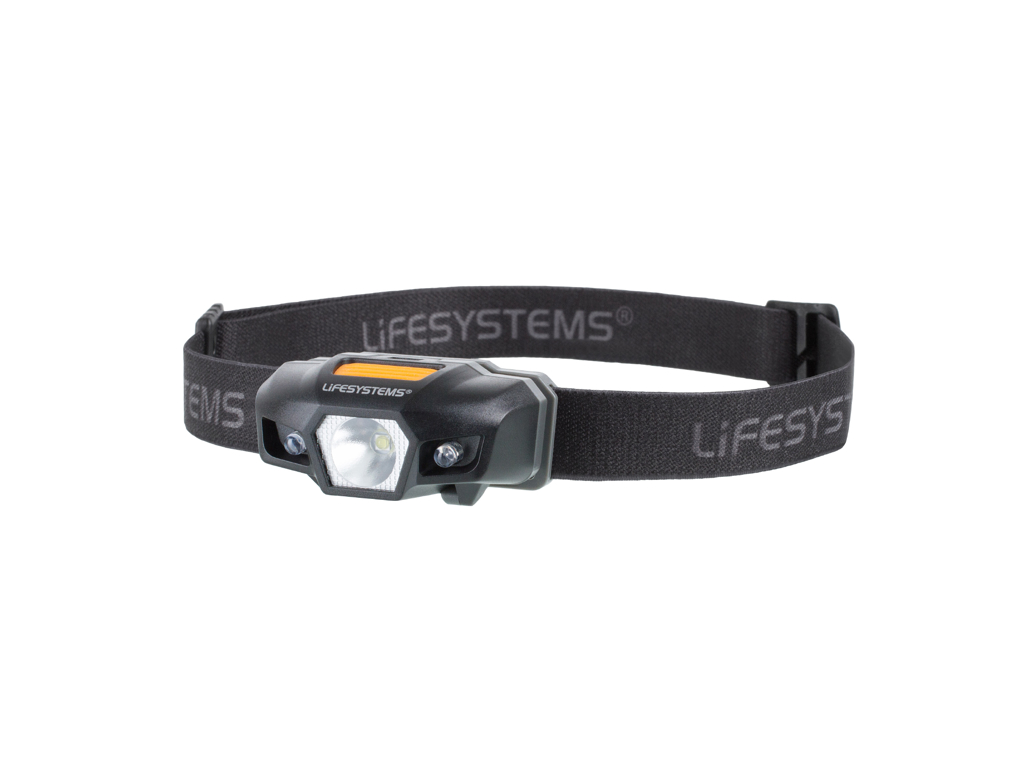 LifeSystems Intensity 155 Head Torch - Pandelampe - Sort thumbnail