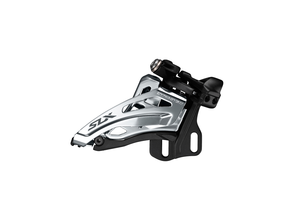 Image of   Shimano SLX - Forskifter FD-M7020 - 2 x 11 gear E-Type