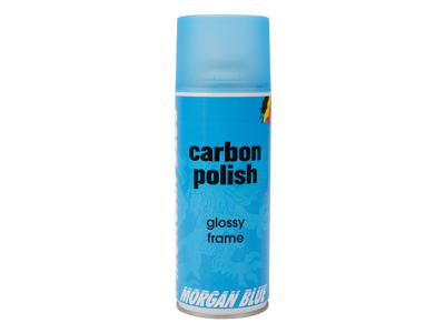Polish Spray Carbon Morgan Blue 400 ml