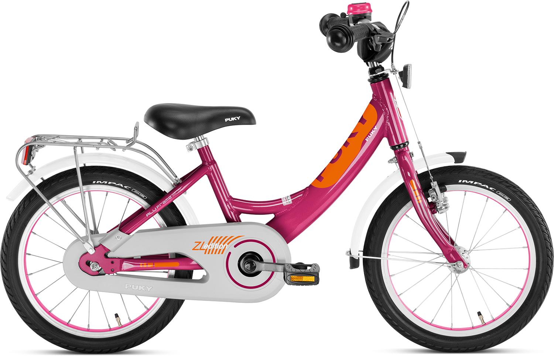 Puky - Pigecykel - ZL 16 Alu Edition 16