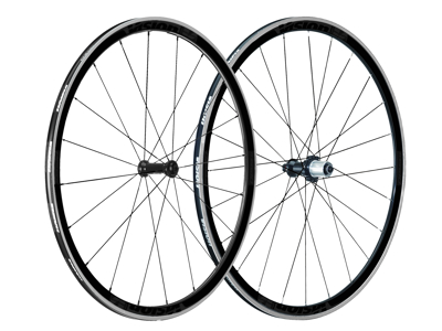 Vision Trimax 30 - Hjulsæt - 700c - Clincher Tubeless Ready - Sort/Sølv