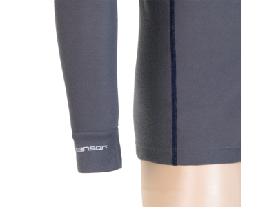 Sensor Original Active - Herre skiundertøj - Grå