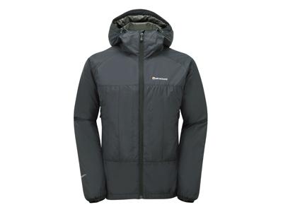 Montane Prism Jacket - Fiberjakke Mand - Sort