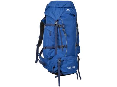 Trespass Trek 66 - Vandrarryggsäck - 66 liter - Blå