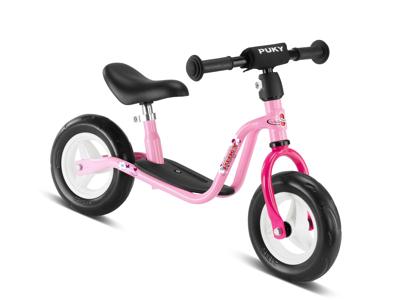 Puky LR M - Springcykel - 30 cm - Rosa/rosé