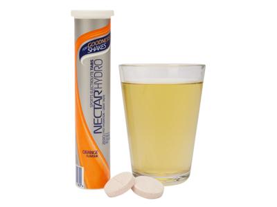 For Goodness Shakes Nectar Hydro - Elektrolyt tabs - 1x20 stk - Appelsin
