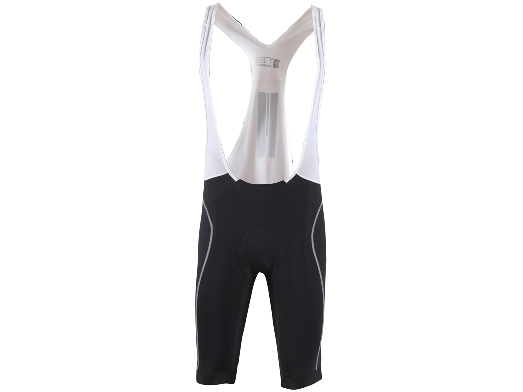 Image of   2117 OF SWEDEN Flo Bib short - Cykelshorts med seler - Sort - Str. XL