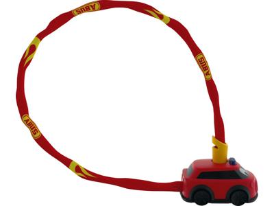 Abus 1510 Fire Department - Kättinglås - Blå - 60cm