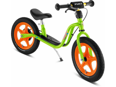 Puky LR 1L - Løpesykkel med brems - 35 cm - Grønn