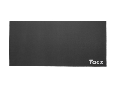 Tacx träningsmatta till cykeltrainer - 180x85x0,6 cm - Svart