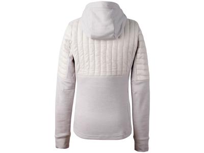 Didriksons Annema Womens Jacket - Softshelljakke Dame - Grå-hvid