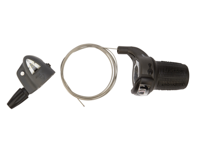 Microshift - Drejegreb til Shimano 3 gear
