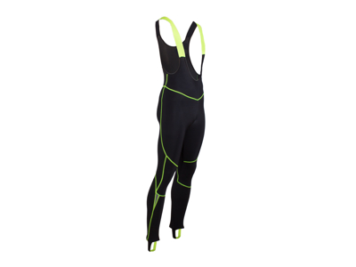 Xtreme X-Tourmalet Vinter Bib-tight - Str. XXXL - Sort