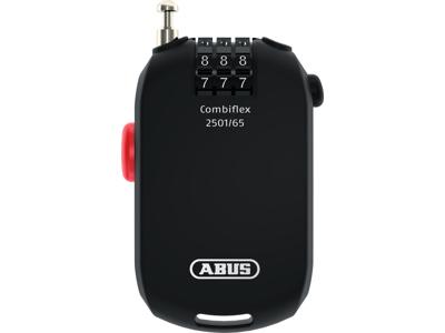 Abus 2501 Combiflex - Wirelås - 65cm