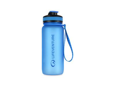 LifeVenture Tritan Bottle - Drikkeflaske - 0,65 l - Blå