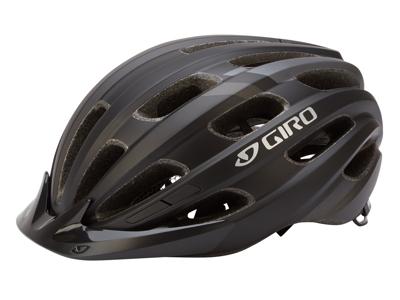 Giro Register - Cykelhjelm - Str. 54-61 cm - Mat Sort