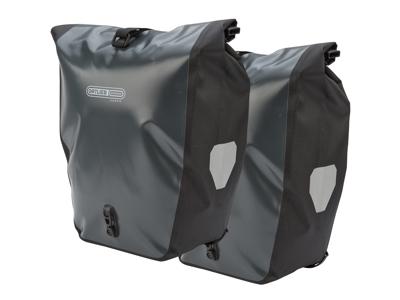 Ortlieb - Back-Roller Classic - Svart/grå 2 x 20 liter