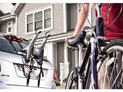 Saris Solo - Cykelholder til bagklap - 1 cykel