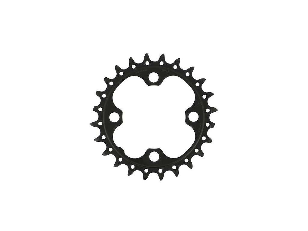 Shimano SLX - Klinge 24 tands FC--M660 Triple 10 gear thumbnail