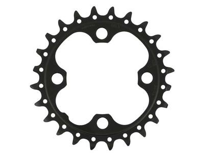 Shimano SLX - Klinge 24 tands FC--M660 Triple 10 gear
