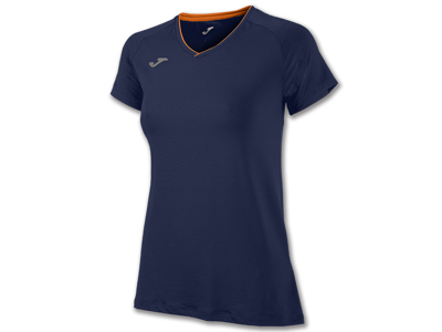Joma - Løbe t-shirt S/S - Dame - Lilla - Str. M