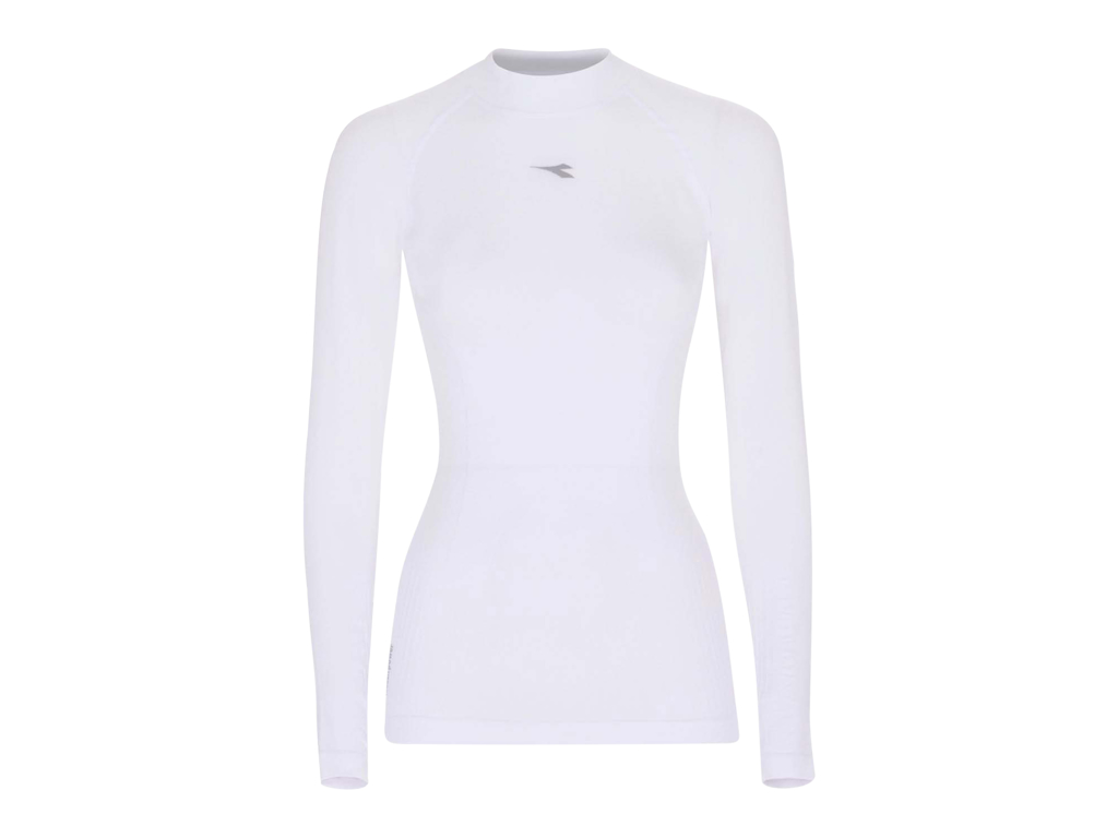 Image of   Diadora - L.Turtle Neck ACT - Basislag - Dame - Hvid