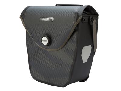 Cykeltaske Ortlieb Velo-Shopper grå/sort 20 liter