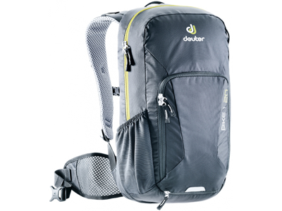 Deuter Bike I 20 - Rygsæk 20 liter - Sort