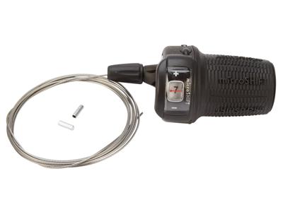 Microshift - Drejegrebssæt til 3 x 7 gear
