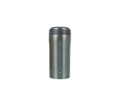 LifeVenture Thermal Mug - Termomugg - 0,3 l - Tungsten