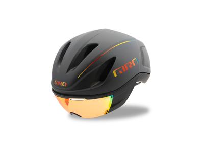 Giro Vanquish Mips - Cykelhjelm - Mat Grå Fire Chrome