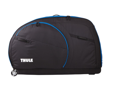 Thule - Roundtrip Traveler - Cykelkuffert m/integreret montering - Softshell - Sort