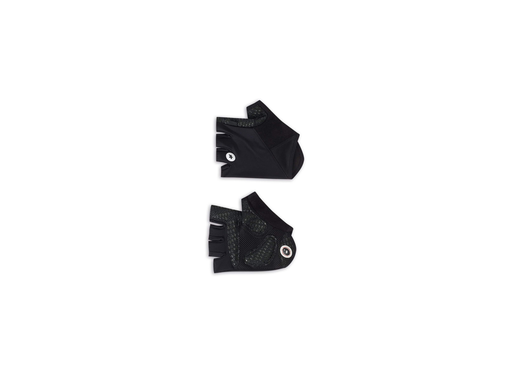 Image of   Assos Summergloves_S7 - Cykelhandske - Kort - Sort - Str. S